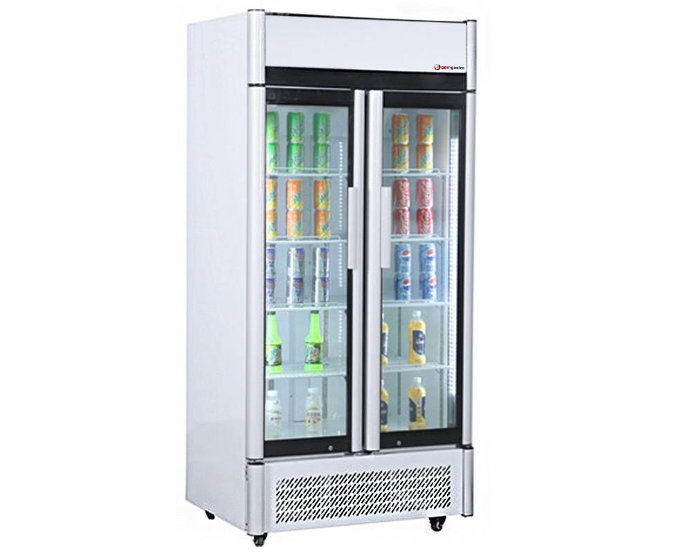 mobilecamper.ch - Getränkekühlschrank mit 2 Glastüren