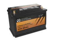 LIONTRON HighCurrent 12.8V 80Ah / CCA 1200A