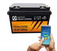 LIONTRON Lithium LiFePO4 LX Smart BMS 25.6V 100Ah